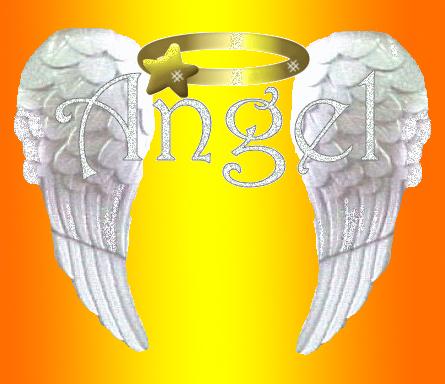 Angel картинки с надписями, открытки красивые
