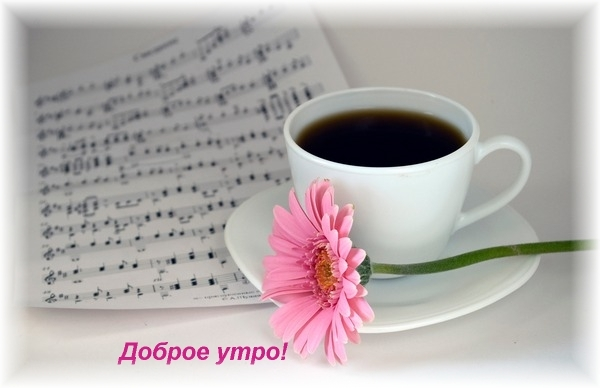 Доброе утро Картинки про утро красивые