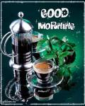 Анимация про утро Good Morning