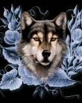 Анимашки, блестяшки Волки